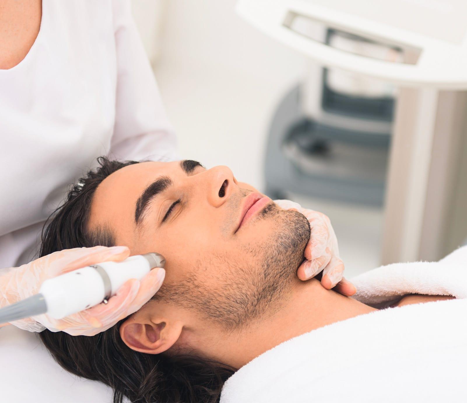 Nettoyage dermatologique peau visage | découvrez le prix de cette technique à Paris | BCBG