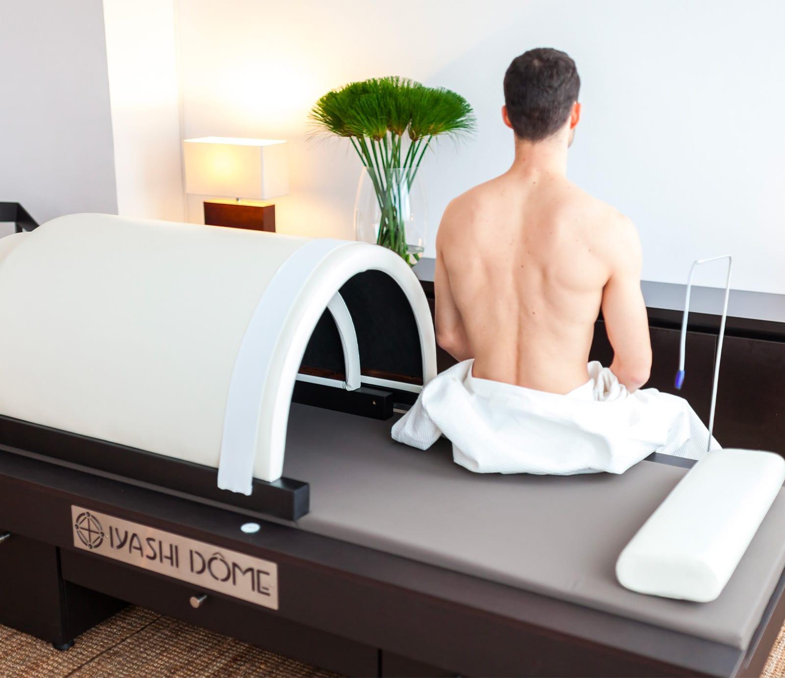 Sauna japonais : soins du corps | découvrez le prix de cette technique à Paris | BCBG